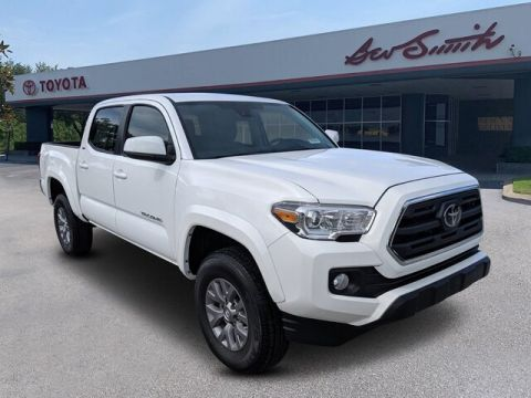 New 2019 Toyota Tacoma SR5 Double Cab 5' Bed V6 AT (Natl)