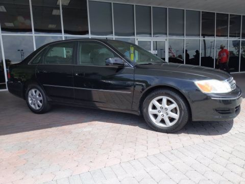 Pre-Owned 2003 Toyota Avalon XLS FWD 4dr Car