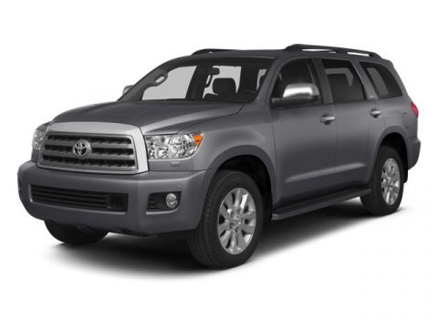 Pre-Owned 2014 Toyota Sequoia Platinum RWD Sport Utility