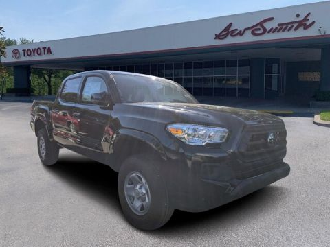 New 2020 Toyota Tacoma SR Double Cab 5' Bed I4 AT (Natl)