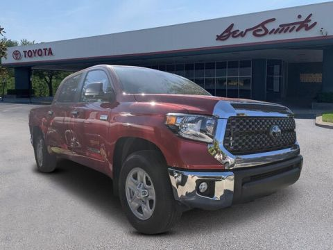 New 2020 Toyota Tundra SR5 CrewMax 5.5' Bed 5.7L (Natl)