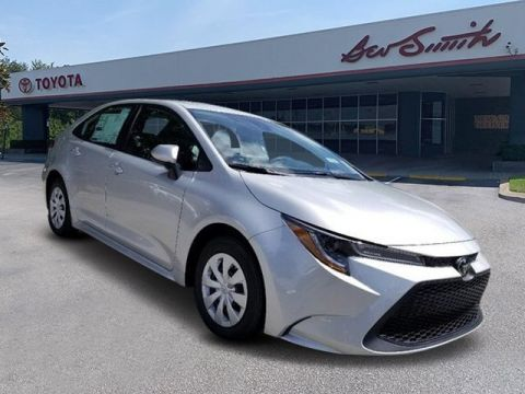 New 2020 Toyota Corolla L FWD Sedan