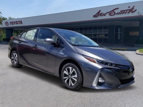 New 2019 Toyota Prius Prime Advanced FWD Hatchback