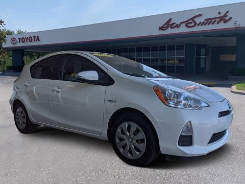 Pre-Owned 2012 Toyota Prius c Two FWD Hatchback