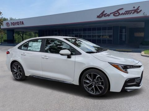 New 2020 Toyota Corolla SE FWD Sedan