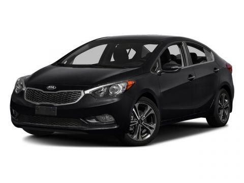 Pre-Owned 2016 Kia Forte EX FWD 4dr Car