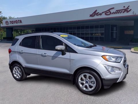 Pre-Owned 2018 Ford EcoSport SE FWD Sport Utility